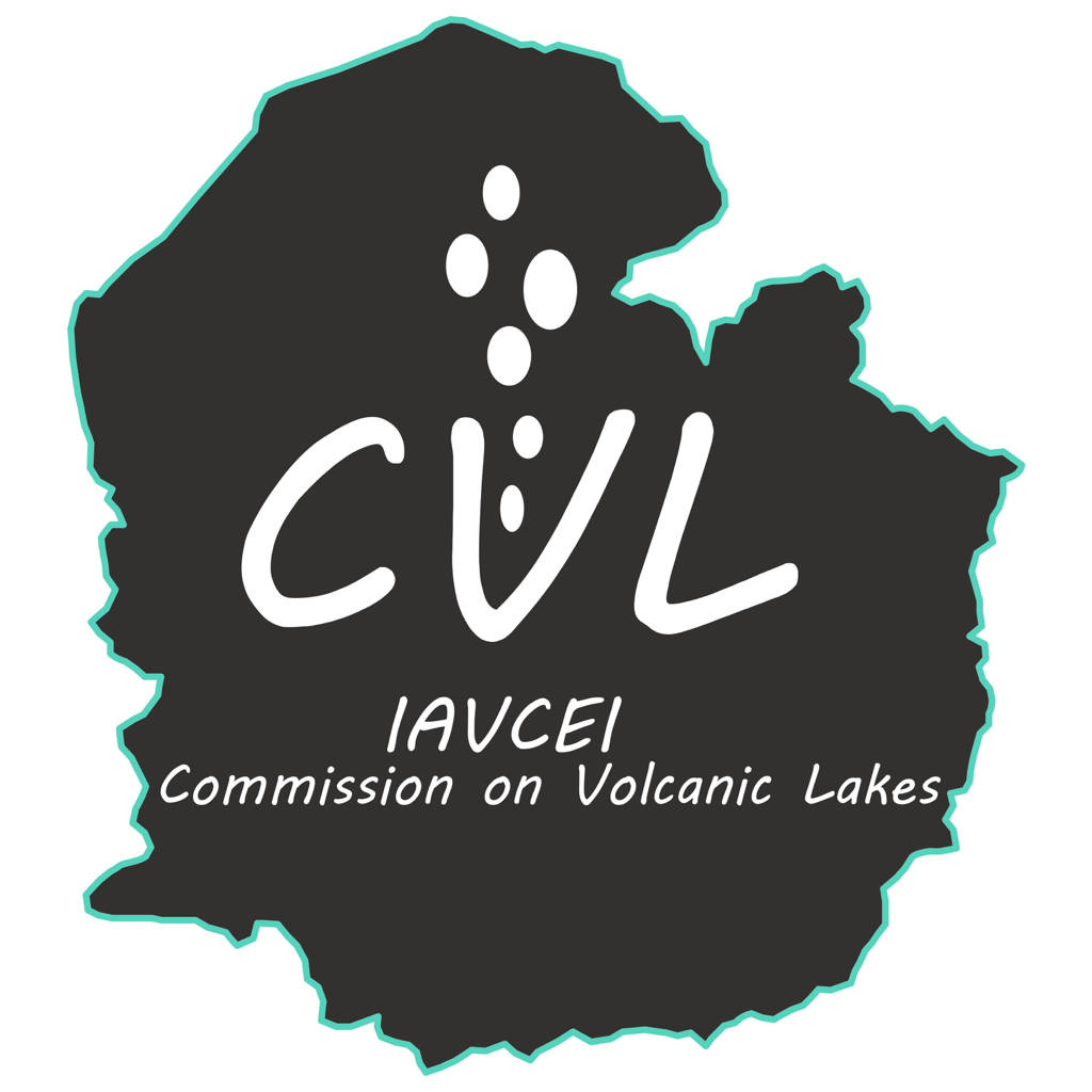 IAVCEI-Commission on Volcanic Lakes Logo