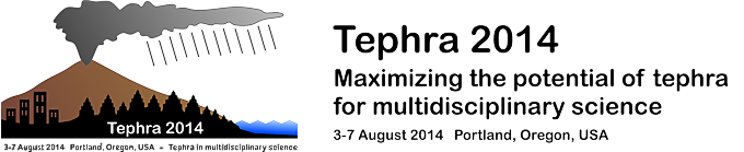 Tephra 2014 Workshop Logo